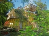 Gone Bananas Luxury Home in the treetops on landscaped wooded 1/2 acre lot.